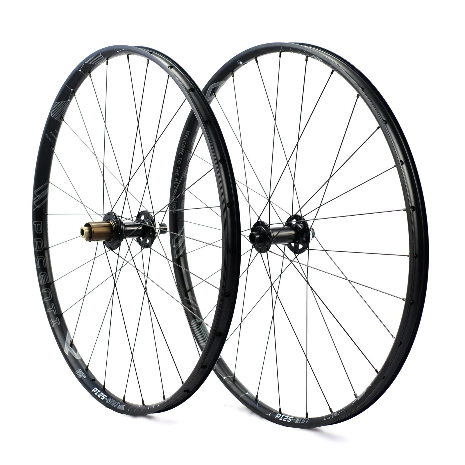 "PI25-TXC Wheelset 29"" 142mm C-Lock"