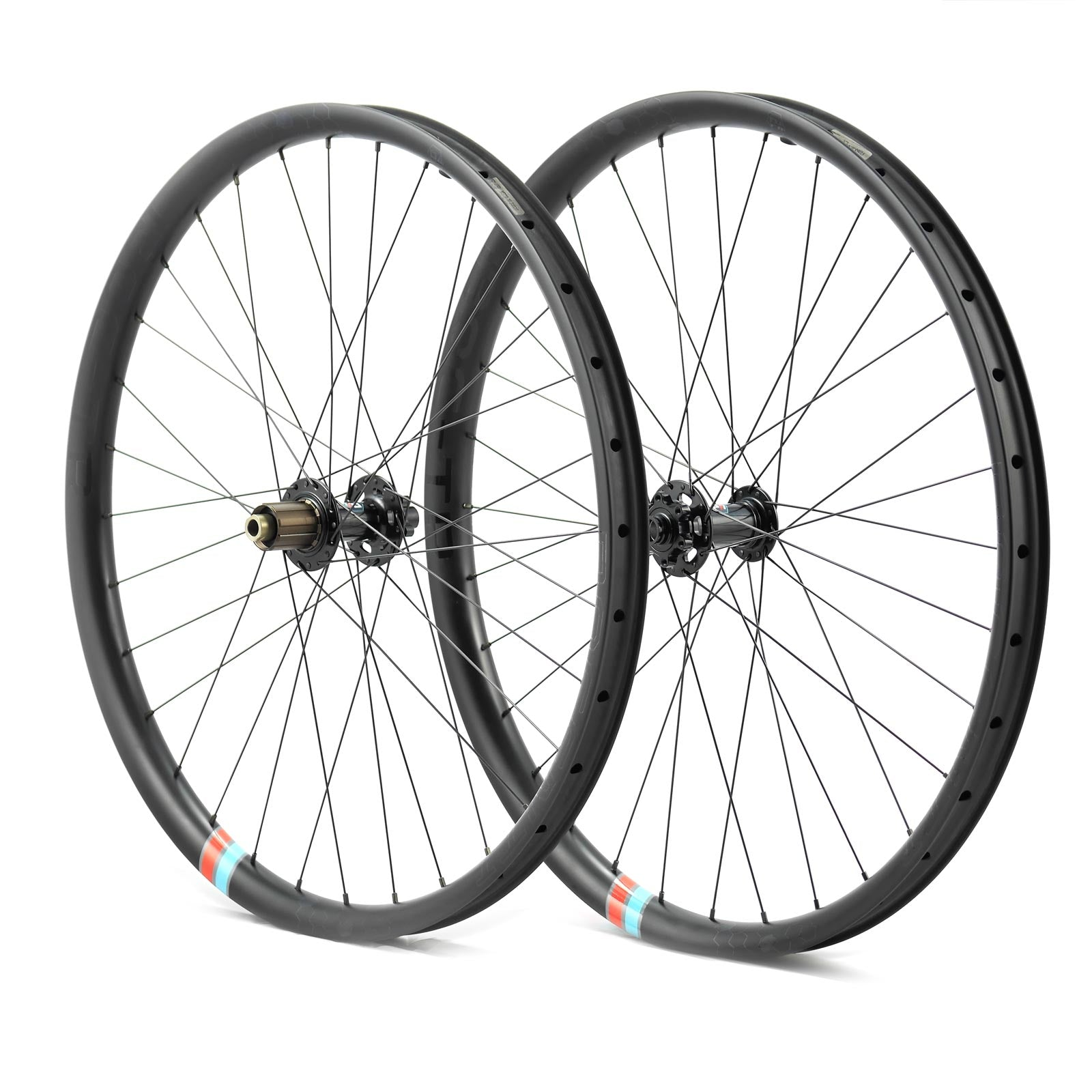 "I30-TR CARBON Wheelset 27.5"" 142mm 6-Bolt"