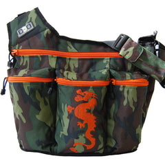 Diaper Dude Camo Dragon Bag