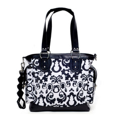 JJ Cole Norah Bag - Midnight Laurel