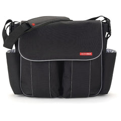 Skip Hop Dash Deluxe Diaper Bag - Black