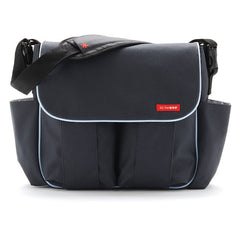 Skip Hop Dash Deluxe Diaper Bag - Charcoal