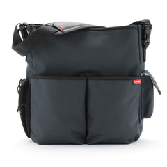 Skip Hop Duo Deluxe Diaper Bag - Charcoal