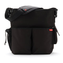 Skip Hop Duo Deluxe Diaper Bag - Black