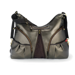 Skip Hop Versa Diaper Bag - Bronze