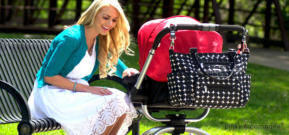 Designer Diaper Bags Baby Clothes and Cool Stuff for the Canadian Parent