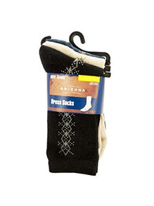 Boys Large Argyle Dress Socks Set (Available in a Pack of 12)