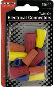 Twist On Electrical Connectors - Pack of 48