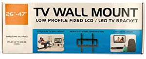 Bulk Buys Medium Low Profile TV Wall Mount - Pack of 4