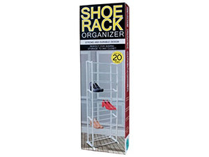 Shoe Rack Organizer - Pack of 4