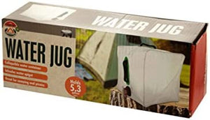 5.3 Gallon Collapsible Camping Water Jug - Pack of 4