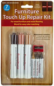 bulk buys Furniture Touch Up Repair Kit - Pack of 24