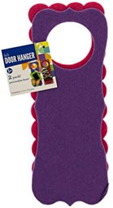 Craft Felt Door Hanger Set - Pack of 144
