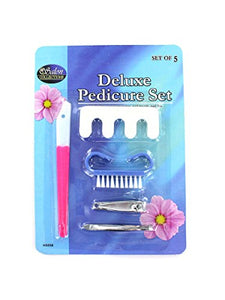 Deluxe Pedicure Pack - Set of 24
