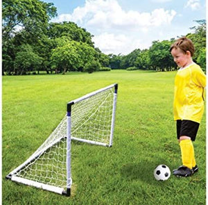 2 in 1 Soccer Hockey Game Set - Pack of 2