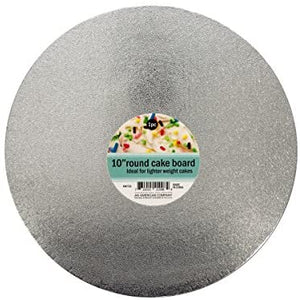 Round Cake Board-Package Quantity,48