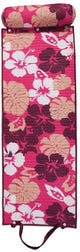 ADI American Dawn Outdoor Living Rolled Beach Mat, Purple/Pink Floral