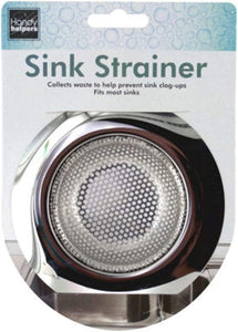 Stainless Steel Sink Strainer - Pack of 24