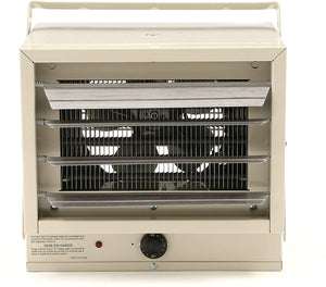 Fahrenheat FUH Electric Heater for Garage, Factory, Basement, Warehouse, and Outdoor Use, Beige