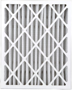 "BestAir HW1625-8R AC Furnace Air Filter, 16"" x 25"" x 4"", MERV 8, Removes Allergens & Contaminants, Fits 100%, for Honeywell Models"