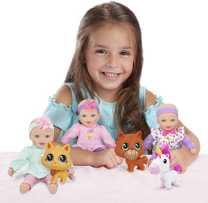Little Sweeties Baby Doll with Pets