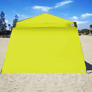E-Z UP Recreational Sidewall – Limeade - Fits Angle Leg 10' E-Z UP Instant Shelters
