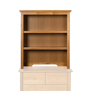DaVinci Autumn Bookcase/Hutch, Chestnut