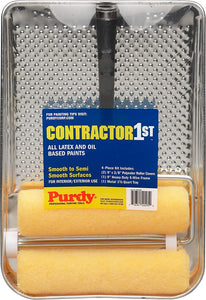 Purdy 140865000 Multi Pack Contractor First with Roller Cover