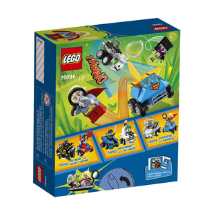 LEGO DC Super Heroes Mighty Micros: Supergirl vs. Brainiac 76094 Building Kit (80 Piece)