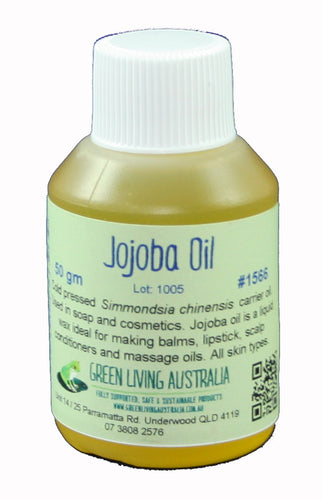 Jojoba Oil - 50ml