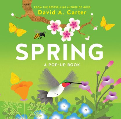Spring: A Pop Out Book