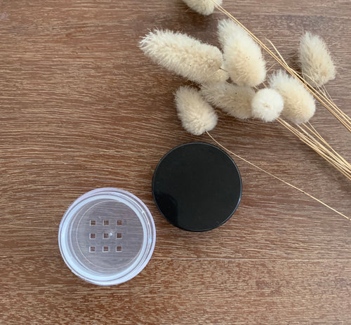 Eye Shadow Container with Sifter