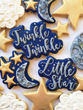 Twinkle Twinkle Little Star 2 Cutter Set