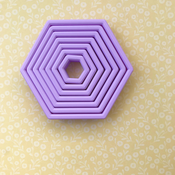 Nesting Hexagons SALE