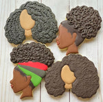 Kinky Curly Cookie Co Black Girl Magic Cutters