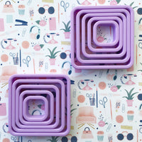 Rounded Nesting Squares SALE