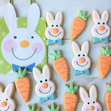 Bunny and Carrot Set