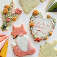 "Arlo's Cookies ""You're So Foxy"" Set of 3"
