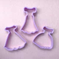 Princess Dress Set of 3