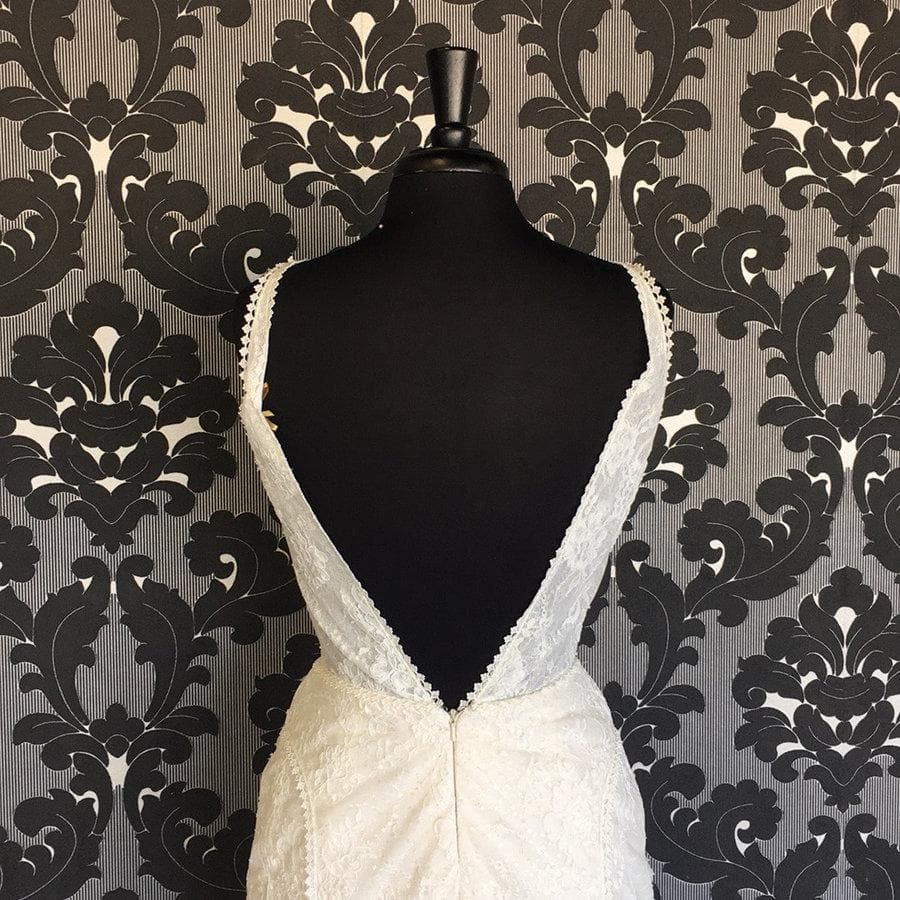 Ivory Size 10 Anna Georgina  WEDDING DRESSES
