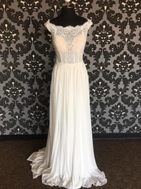 Allure Romance 3151 Women's Wedding Dress Beaded/Lace/Tulle