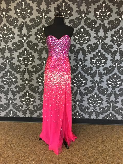 light pink Size 8 PROM