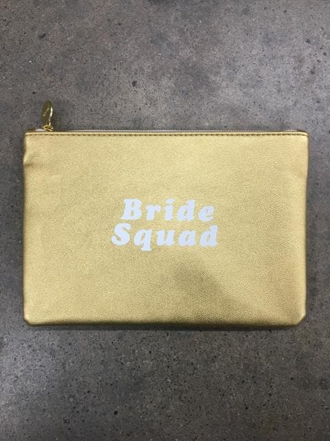 "Size 6""x9"" White/Gold Leather"