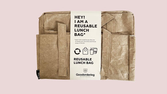 Goodordering reusesble lunch bag