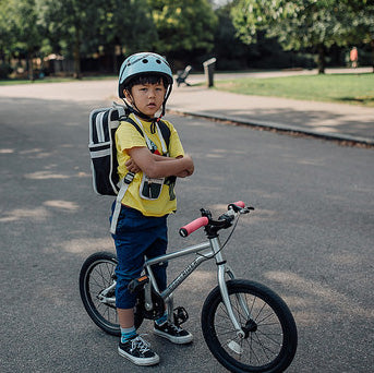 Tips for teaching a child to ride a bike without stabilisers