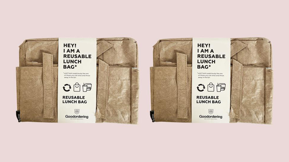 Reuseable lunch bags have dropped