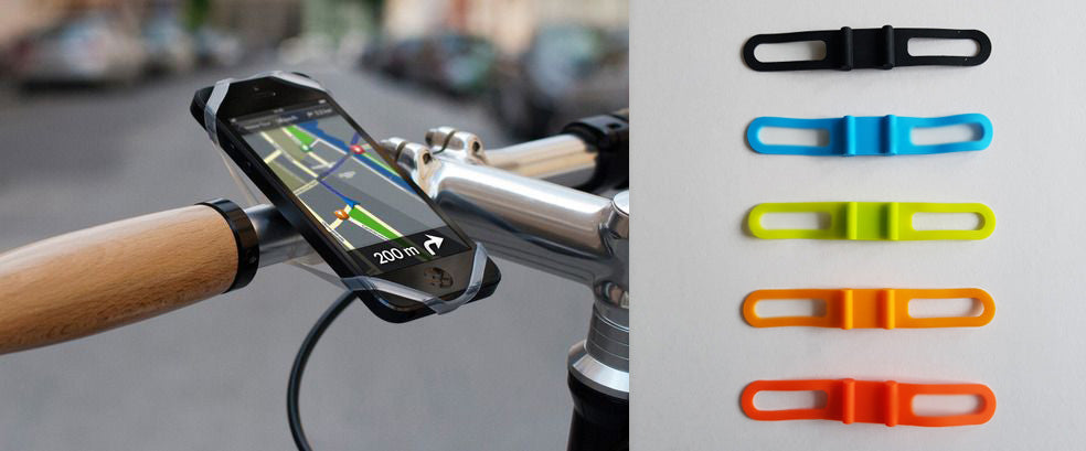 Silicone phone holders for bicycles FINN
