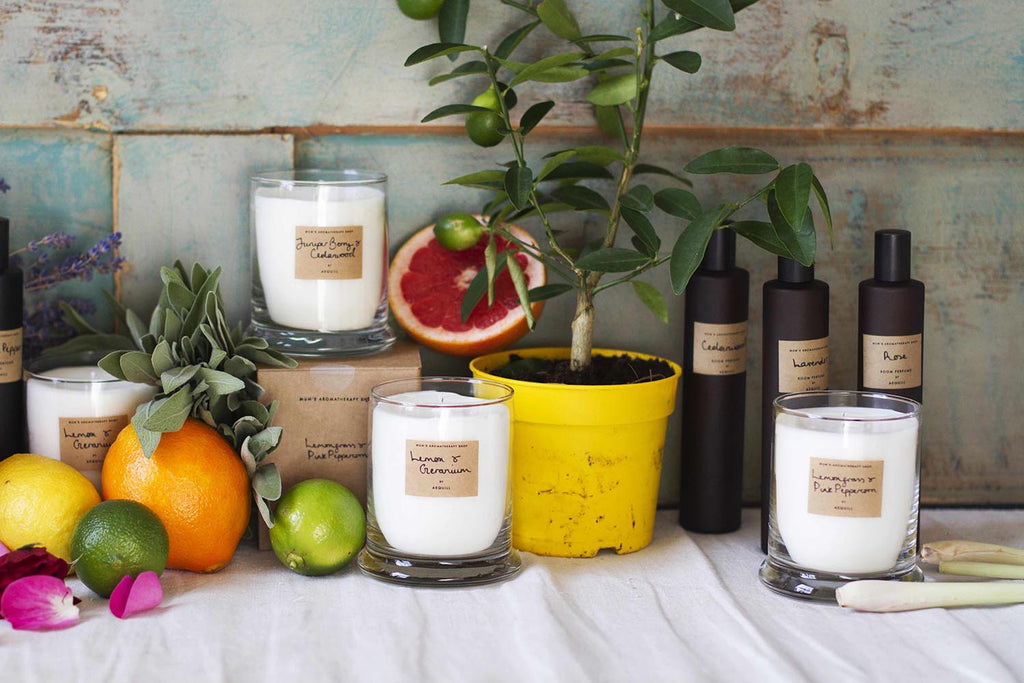 AEQUILL  fragrance and candle house