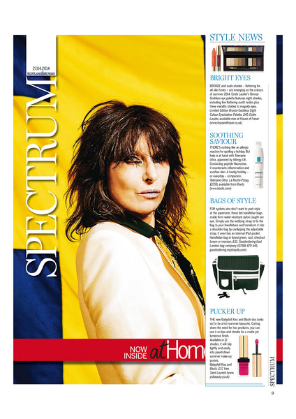 Scotland on Sunday magazine
