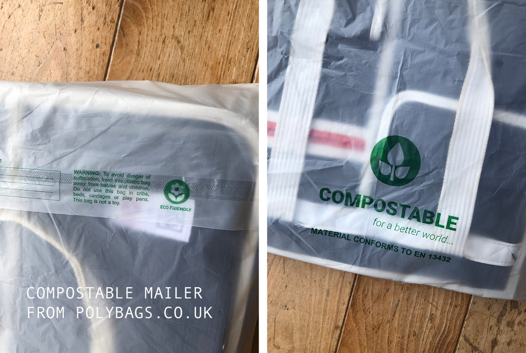 COMPOSTABLE MAILER PACKAGING